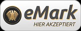 eMark hier akzeptiert